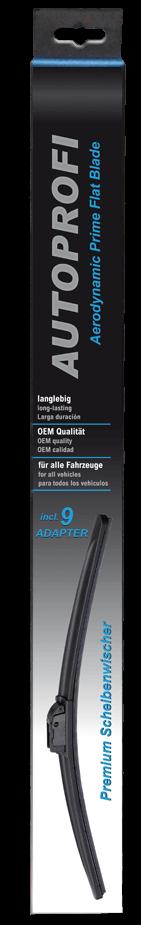 Valytuvas aerodinaminis Prime 400mm/16''